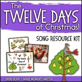 The 12 Days of Christmas - PowerPoint with Real Pictures,