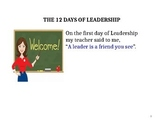 The 12 Days of Leadership