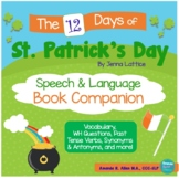The 12 Days of St. Patrick's Day: Speech and Language Book