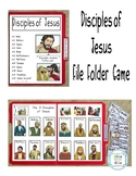 The 12 Disciples of Jesus File Folder