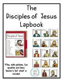 The Disciples of Jesus Lapbook