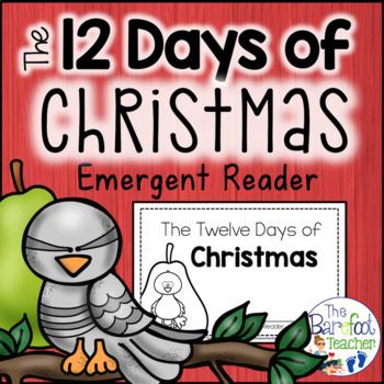 12 Days of Christmas Emergent Reader