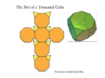 PowerPoint & Study Guide - The 13 Archimedean Solids
