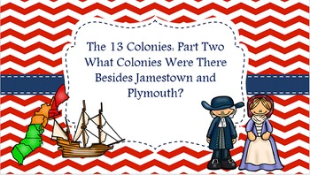 The 13 Colonies: What Other Colonies Were There Besides Jamestown and Plymouth?