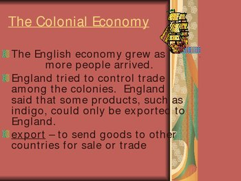 The 13 Colonies Power Point Presentation