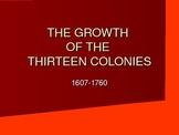 The 13 Colonies PowerPoint