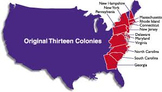 The 13 Original Colonies: A Student Research Project