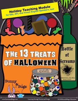 The 13 Treats of Halloween