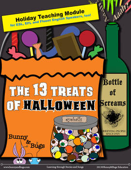 The 13 Treats of Halloween