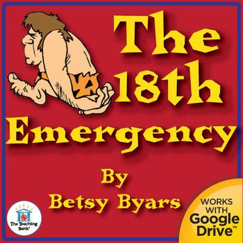 The 18th Emergency Novel Study CD