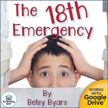 The 18th Emergency Novel Study Book Unit