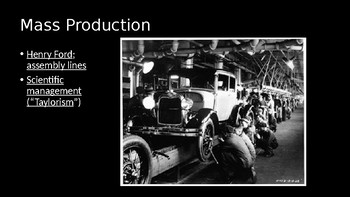 The 1920's: An Introduction Using Primary Documents