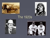 The 1920s (Unit 15)
