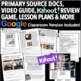 The 1950s Unit - PPTs w/Video Links, Plans, Primary Source Docs, Assessment