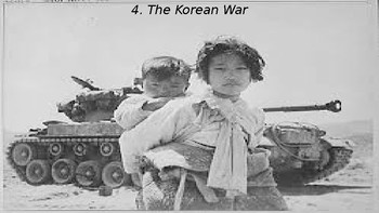 1950s, Part II: Korean War, The Red Scare, & Popular Culture ('45-60)