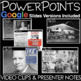 The 1950s Powerpoint with Video Clips & Lecture Notes + As
