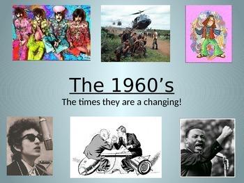 The 1960s - A Social Outline