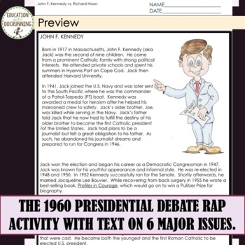 The 1960s Curriculum Resource Bundle for Cold War and U.S. History