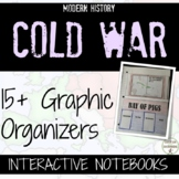 The 1960s Interactive Notebook Graphic Organizers for the 1960s