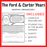 Gerald Ford and Jimmy Carter: Graphic Organizer