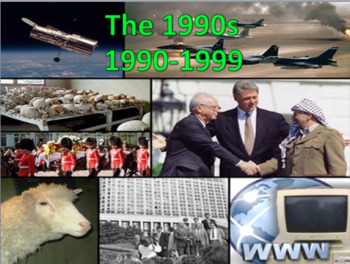 The 1990s (U.S. History) Bundle with Video