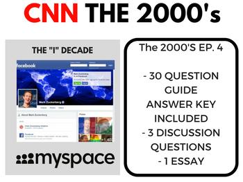 """The 2000's CNN Ep. 4 The """"i"""" Decade"""