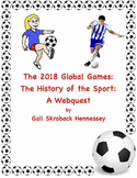 The 2018 Global Games: Everything has a History, even Socc