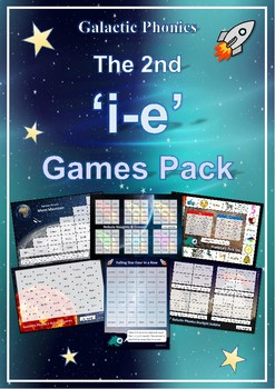 The 2nd 'i-e' (split digraph) Games Pack