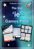 The 2nd 'ie' (long i) Games Pack