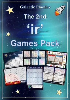 The 2nd 'ir' Games Pack