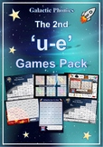 The 2nd 'u-e' (split digraph) Games Pack