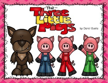 The 3 Little Pigs