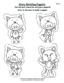 The 3 Little Pigs: A Common Core Unit