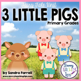 The 3 Little Pigs - a unit for beginning readers