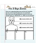 The 3 Sign Zones