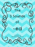 The 3 Sounds of -ed