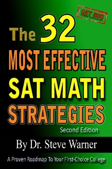 The 32 Most Effective SAT Math Strategies (old SAT)