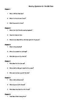 The 39 Clues Novel Study