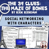 The 39 Clues: The Maze of Bones Social Networking Reading Activity