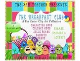 The 3AM Teacher Presents: A Fun Easter Clip Art Bundle