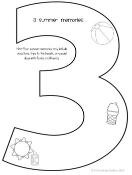 """The 3rd Grade Me! {A Beginning of the Year """"All About Me"""" Book}"""