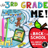 "The 3rd Grade Me! {A Beginning of the Year ""All About Me"" Book}"