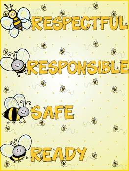 The 4 B's of Bee-havior