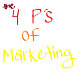 The 4 P's of Marketing worksheet
