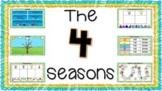 The 4 Seasons Google Slides Activities