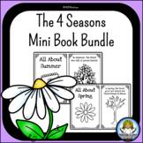 The 4 Seasons Mini Book and Activity Bundle