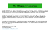 The 4 Stages of Forgiveness