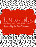 The 40 Book Challenge Starter
