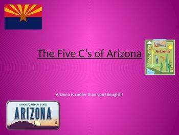 The 5 C's of Arizona