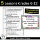 The 5 Dimensions of Health FREE: 5 Full Lessons Included for 6-12th Grade